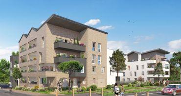 Amiens programme immobilier neuf « Unick » en Loi Pinel
