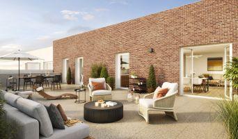 Amiens programme immobilier neuf « Ysatis » en Loi Pinel