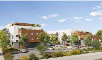 Amiens programme immobilier neuve « Ysatis » en Loi Pinel  (2)