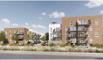 Amiens programme immobilier neuve « Ysatis » en Loi Pinel  (3)