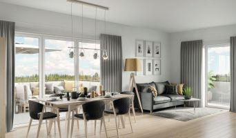 Amiens programme immobilier neuve « Ysatis » en Loi Pinel  (4)