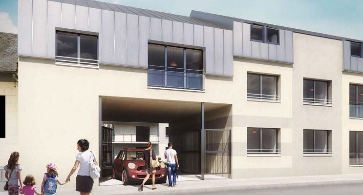 Photo n°2 du Résidence « Le Victor Hugo » programme immobilier neuf en Loi Pinel à Boves
