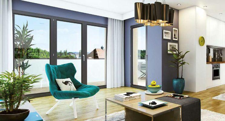 Photo n°3 du Résidence « Le Victor Hugo » programme immobilier neuf en Loi Pinel à Boves
