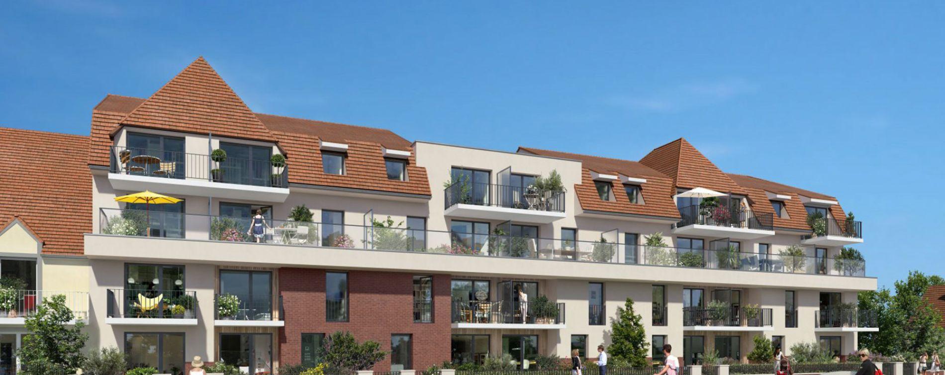 Cayeux-sur-Mer : programme immobilier neuve « Equinoxe »