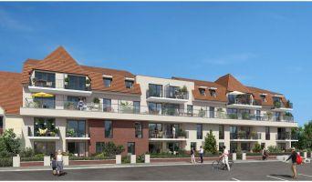 Photo du Résidence « Equinoxe » programme immobilier neuf à Cayeux-sur-Mer
