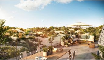 Fort-Mahon-Plage programme immobilier neuf « Aigue Marine »