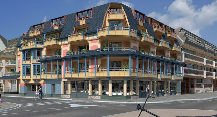 Résidence « Grand Large » programme immobilier neuf à Fort-Mahon-Plage n°2