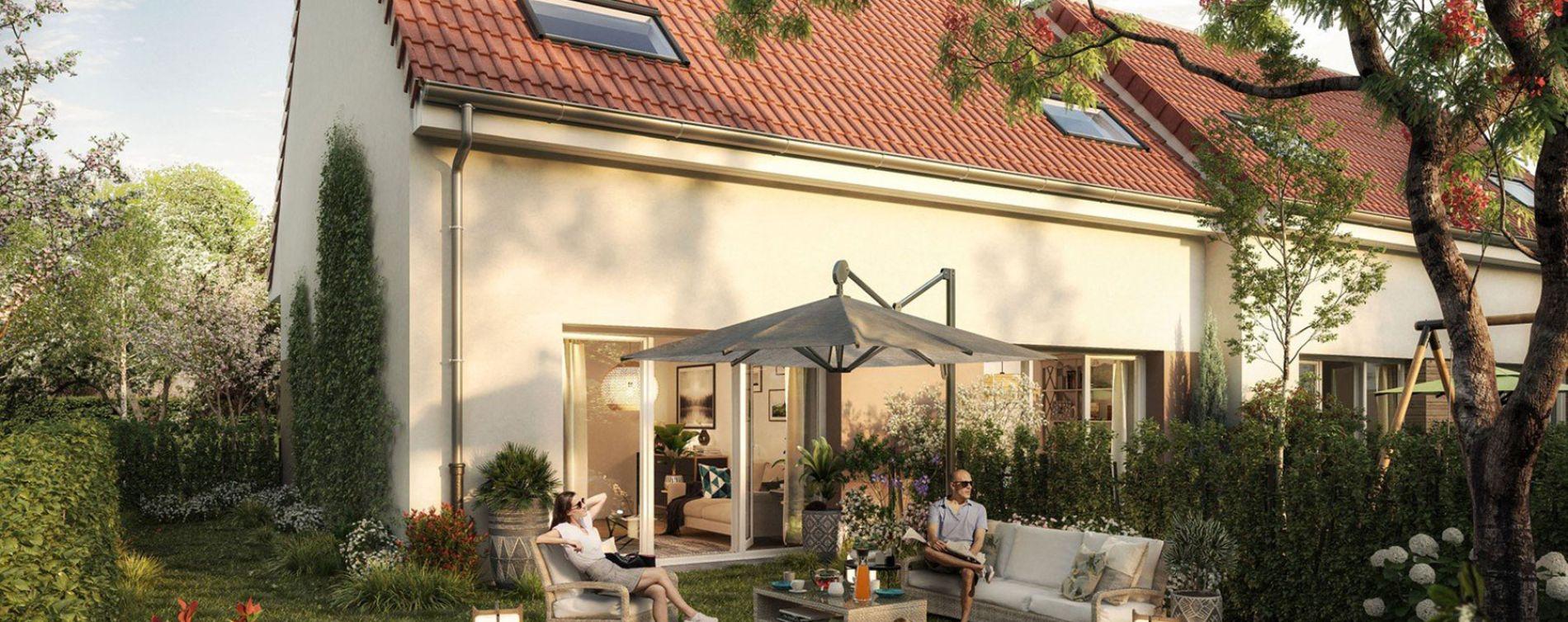 Le Crotoy : programme immobilier neuve « Le Clos Saint Firmin » (2)