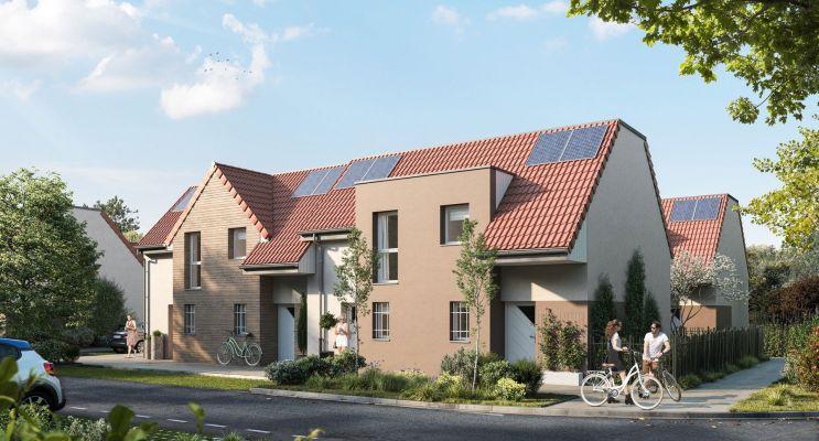 Le Crotoy : programme immobilier neuf « Le Clos Saint Firmin »
