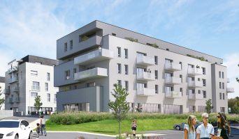 Photo du Résidence « Domaine Viridis - Bâtiment A » programme immobilier neuf en Loi Pinel à Pont-de-Metz
