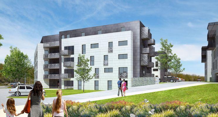 Résidence « Domaine Viridis – Bâtiment D » programme immobilier neuf en Loi Pinel à Pont-de-Metz