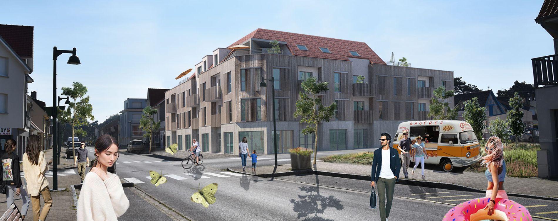 Quend : programme immobilier neuve « Résidence du Bois Flotté » (2)