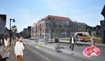 Quend programme immobilier neuve « Résidence du Bois Flotté »  (2)