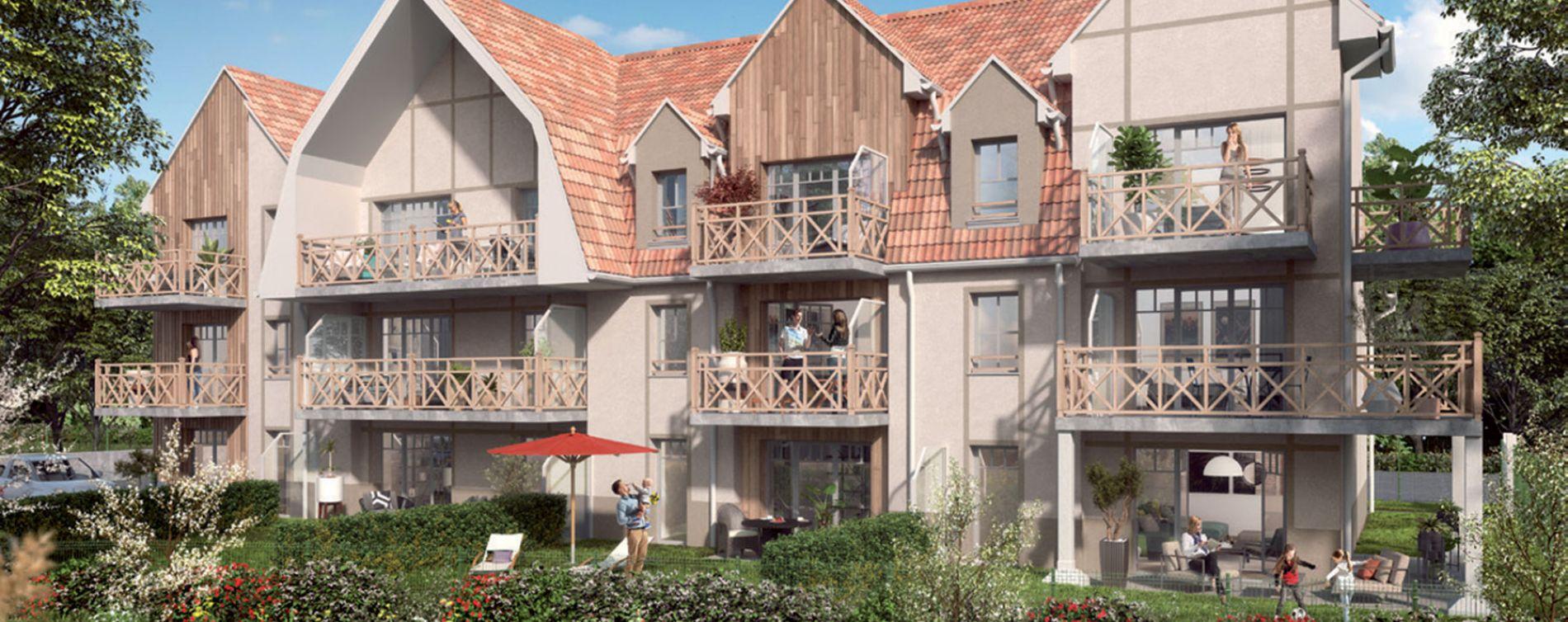 Saigneville : programme immobilier neuve « Les Hauts de Saint-Val »