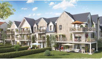 Photo du Résidence « Les Hauts de St Val » programme immobilier neuf à Saigneville