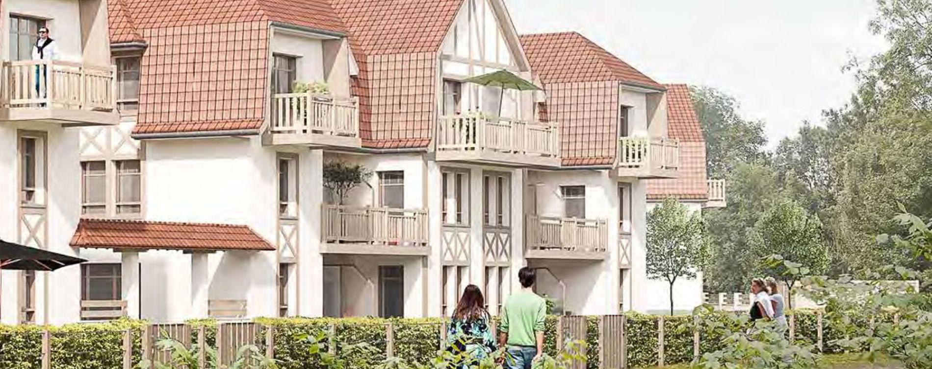 Résidence Villas Saint Wary à Saint-Valery-sur-Somme