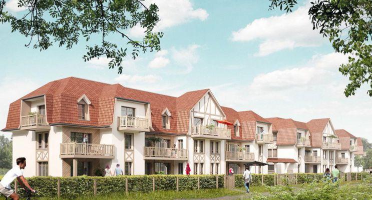 Résidence « Villas Saint Wary » programme immobilier neuf à Saint-Valery-sur-Somme n°1