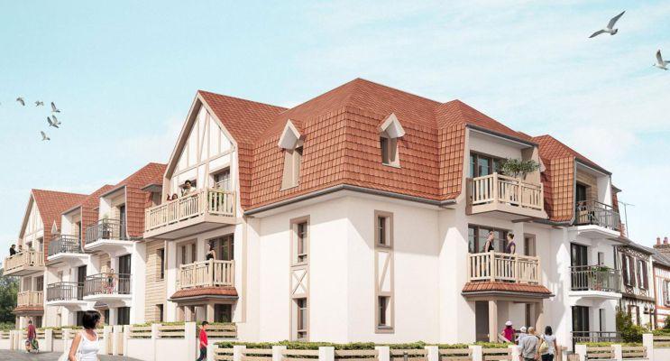 Résidence « Villas Saint Wary » programme immobilier neuf à Saint-Valery-sur-Somme n°3