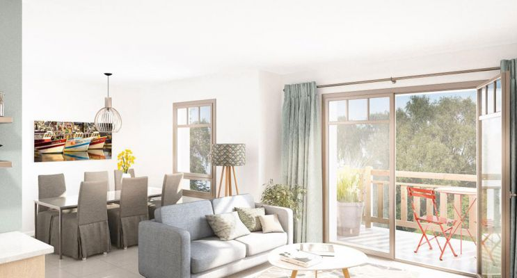 Résidence « Villas Saint Wary » programme immobilier neuf à Saint-Valery-sur-Somme n°4