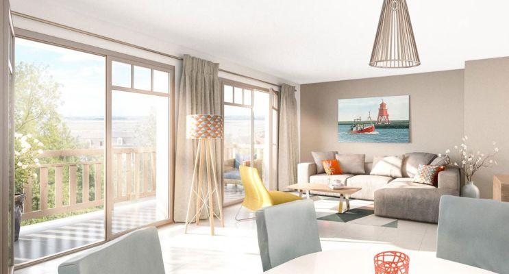 Résidence « Villas Saint Wary » programme immobilier neuf à Saint-Valery-sur-Somme n°5