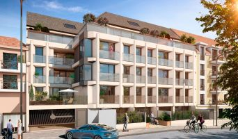 Arpajon : programme immobilier neuf « Le Premium » en Loi Pinel