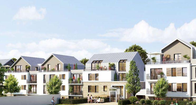 Arpajon : programme immobilier neuf «  n°215935 » en Loi Pinel