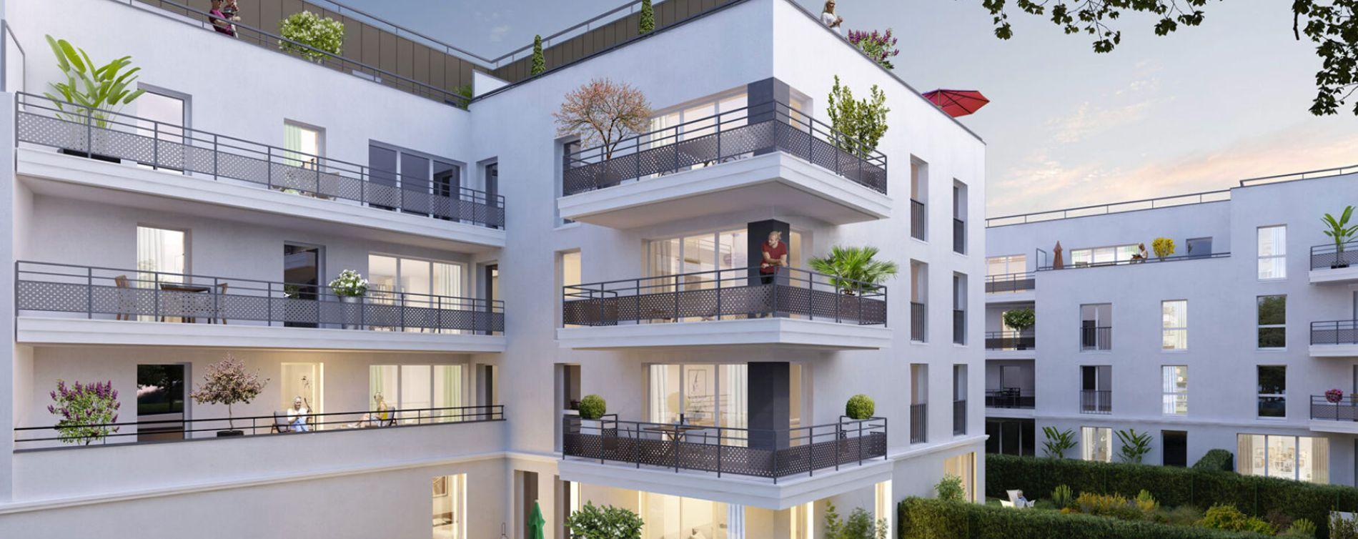 Arpajon : programme immobilier neuve « Programme immobilier n°218734 » en Loi Pinel (3)