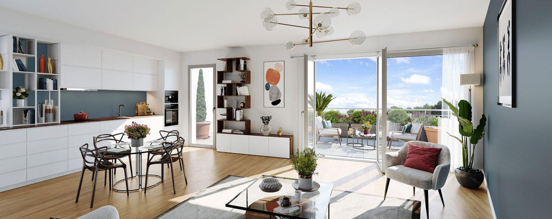Arpajon : programme immobilier neuve « Programme immobilier n°218734 » en Loi Pinel (5)