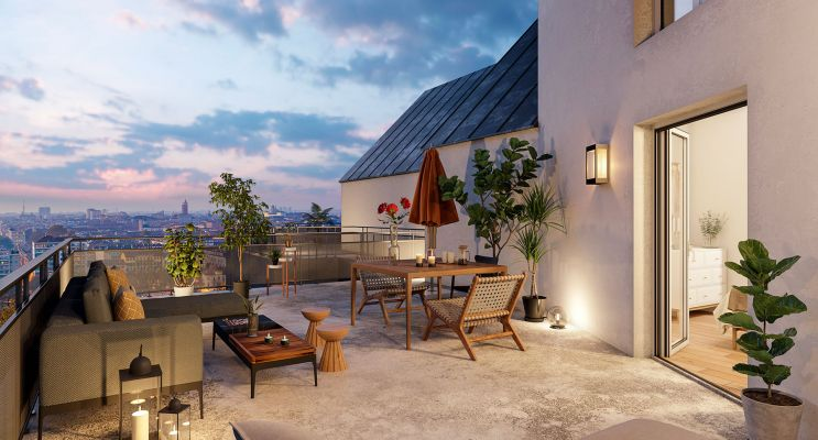 Athis-Mons programme immobilier neuf «  n°216383 » en Loi Pinel