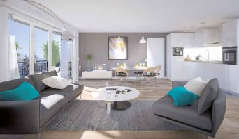 Photo n°2 du Résidence « Attraction » programme immobilier neuf en Loi Pinel à Athis-Mons