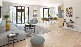 Résidence « Bel'Angle » programme immobilier neuf en Loi Pinel à Athis-Mons n°2