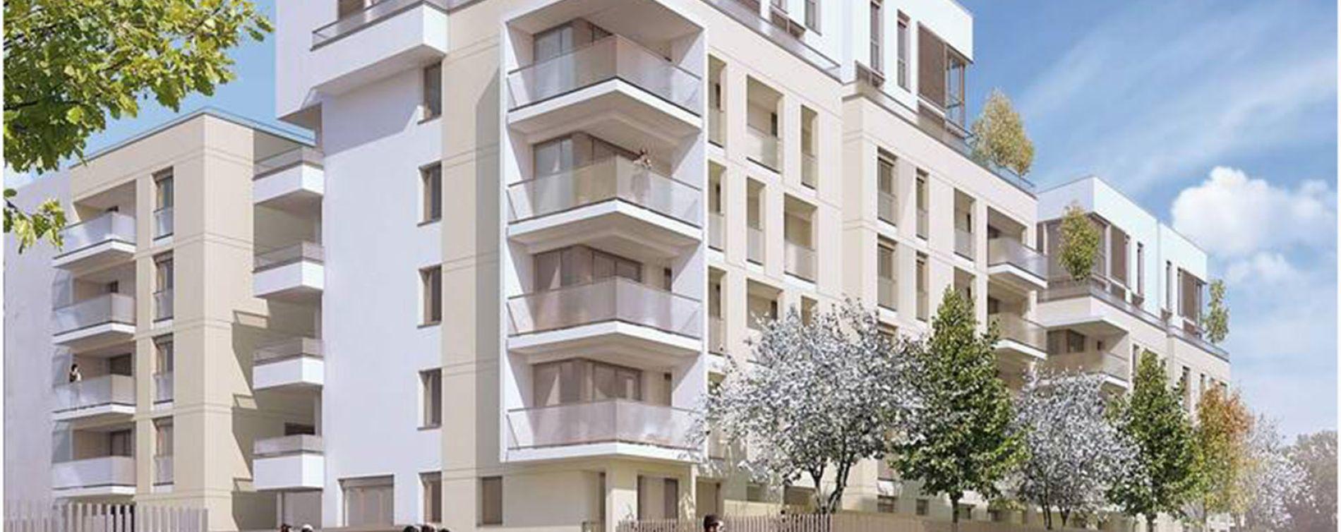 Athis-Mons : programme immobilier neuve « Les Passerelles » en Loi Pinel