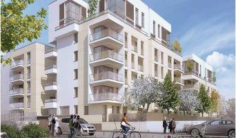 Athis-Mons : programme immobilier neuf « Les Passerelles » en Loi Pinel