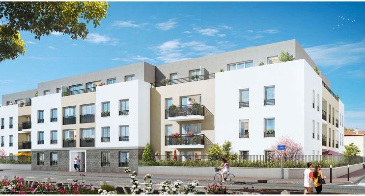 Résidence « Villa Joanna » programme immobilier neuf en Loi Pinel à Athis-Mons n°2