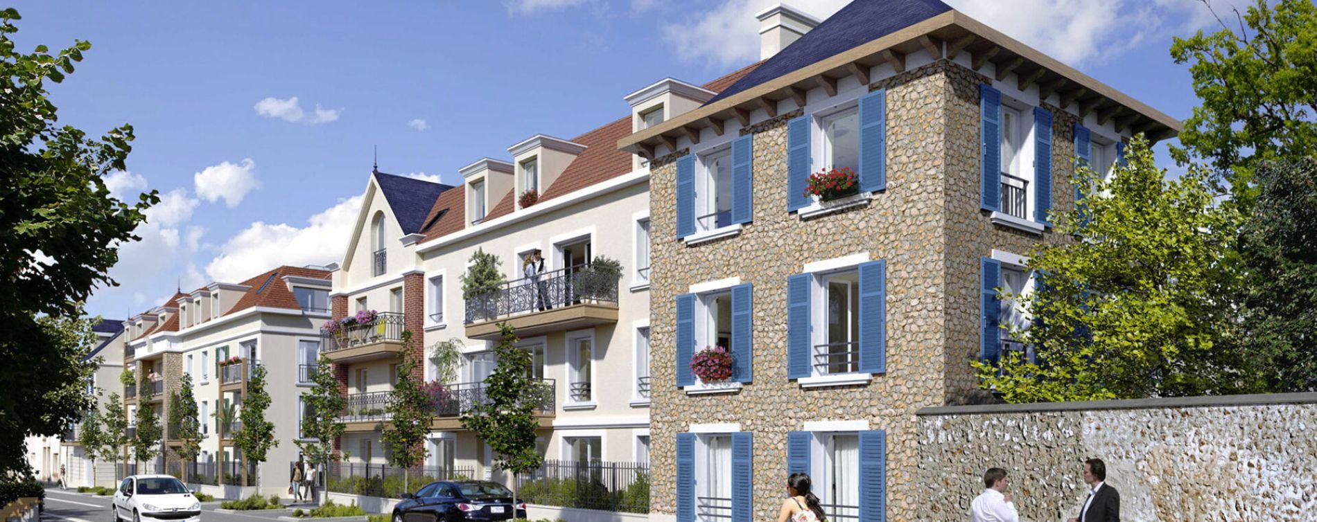 Ballainvilliers : programme immobilier neuve « Programme immobilier n°218630 » en Loi Pinel