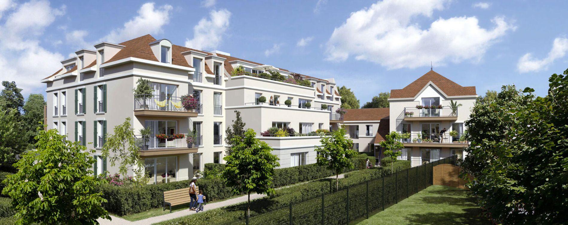 Ballainvilliers : programme immobilier neuve « Programme immobilier n°218630 » en Loi Pinel (3)