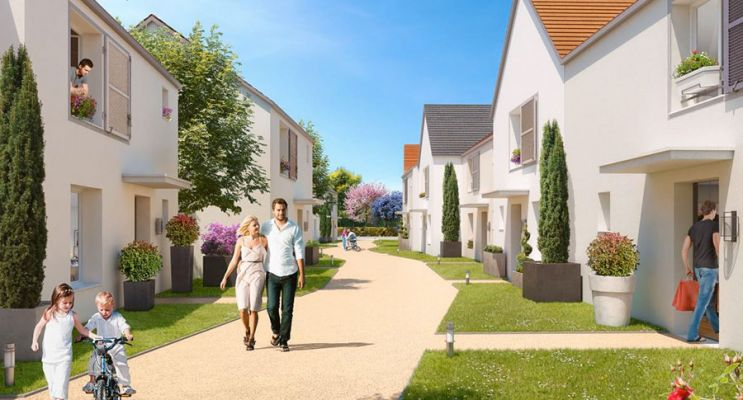 Photo du Résidence « Naturellement Ballain » programme immobilier neuf en Loi Pinel à Ballainvilliers