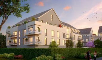 Photo du Résidence « Le Domaine De Launette » programme immobilier neuf à Ballancourt-sur-Essonne