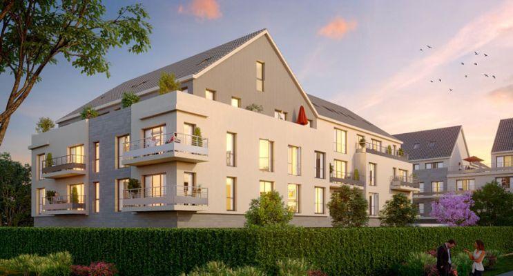 Photo du Résidence « Le Domaine De Launette » programme immobilier neuf en Loi Pinel à Ballancourt-sur-Essonne