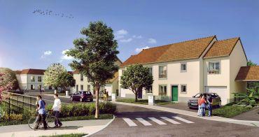 Ballancourt-sur-Essonne : programme immobilier neuve « Le Jardin des Peintres »