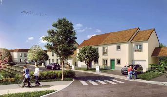 Photo du Résidence « Le Jardin des Peintres » programme immobilier neuf en Loi Pinel à Ballancourt-sur-Essonne