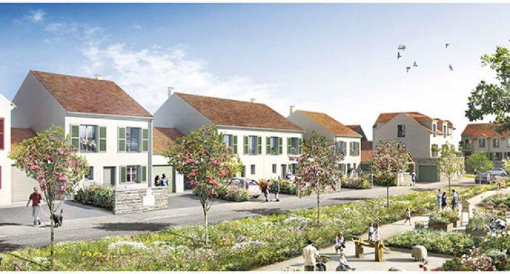 Résidence « Les Jardins Des Hommeries » programme immobilier neuf en Loi Pinel à Bièvres n°2