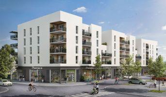Photo du Résidence « Coeur Emeraude » programme immobilier neuf à Bondoufle