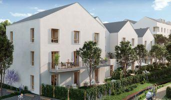 Bondoufle programme immobilier neuve « La Pépinière »