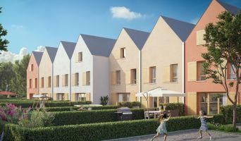 Bondoufle programme immobilier neuve « La Pépinière »  (2)