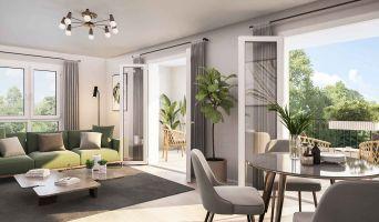 Bondoufle programme immobilier neuve « La Pépinière »  (3)