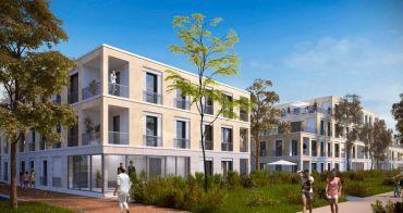 Bondoufle programme immobilier neuf « Pavillon Vert »
