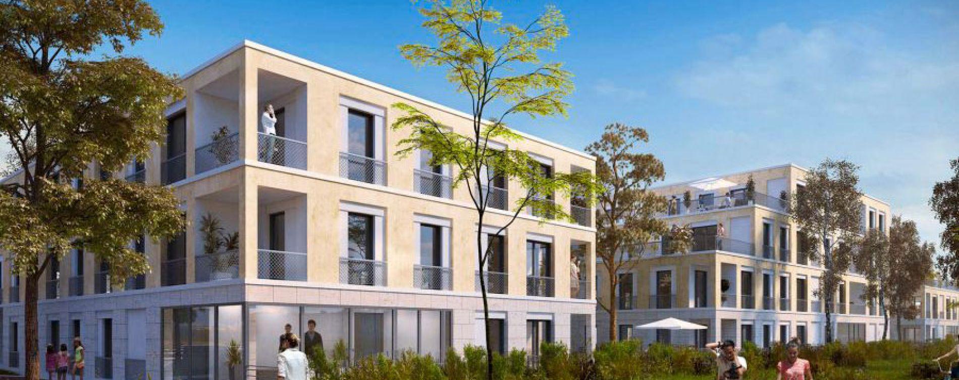 pavillon vert bondoufle programme immobilier neuf n 213461. Black Bedroom Furniture Sets. Home Design Ideas