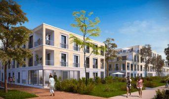 Photo du Résidence « Pavillon Vert » programme immobilier neuf en Loi Pinel à Bondoufle