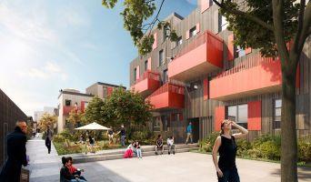 Brétigny-sur-Orge : programme immobilier neuf « Les Herbes Folles » en Loi Pinel